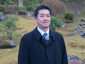 この講座の講師で京都女子大学非常勤講師の中村武生さん