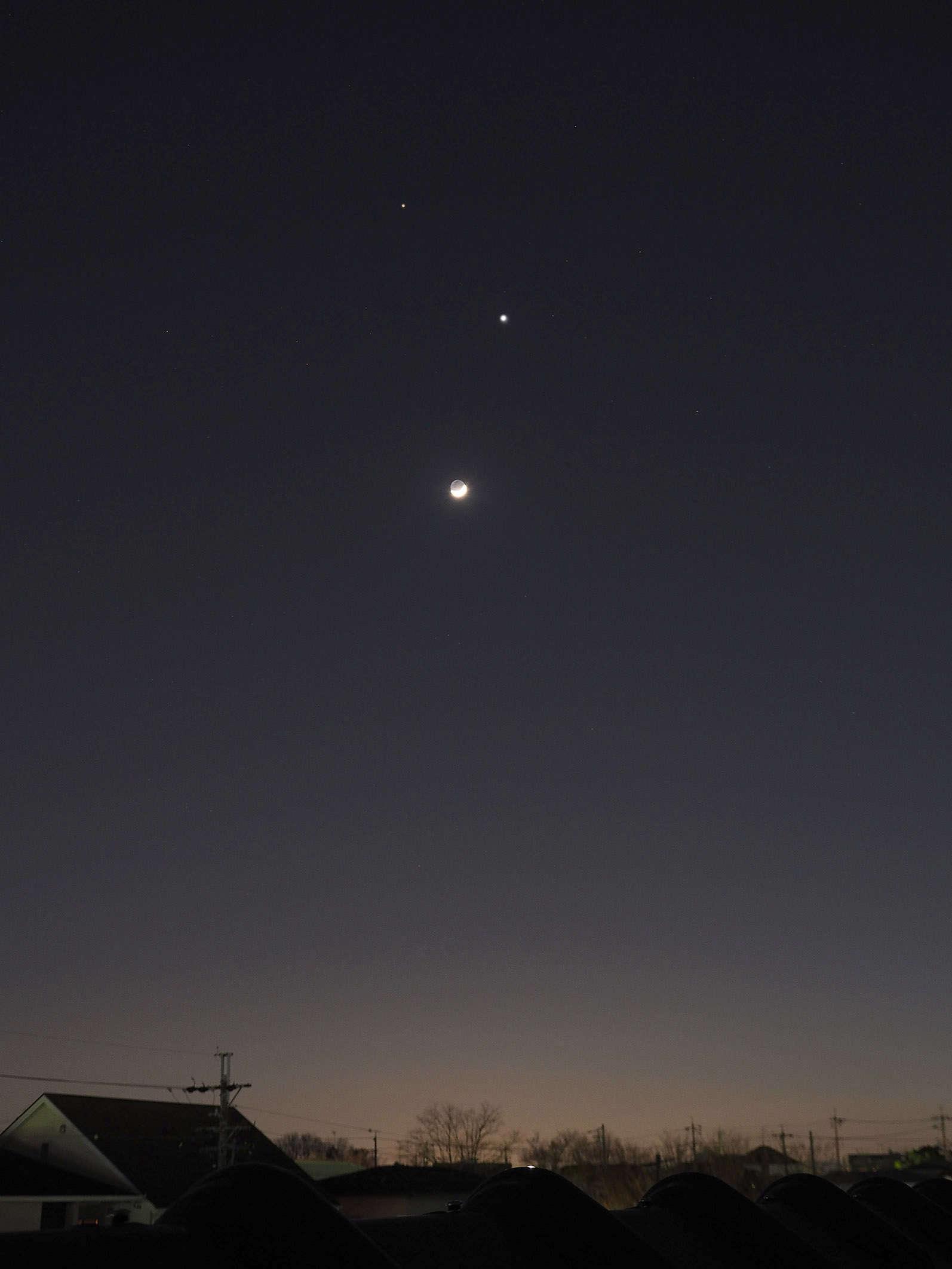 金星が夕空に還って来た:達人に訊け!:中日新聞Web