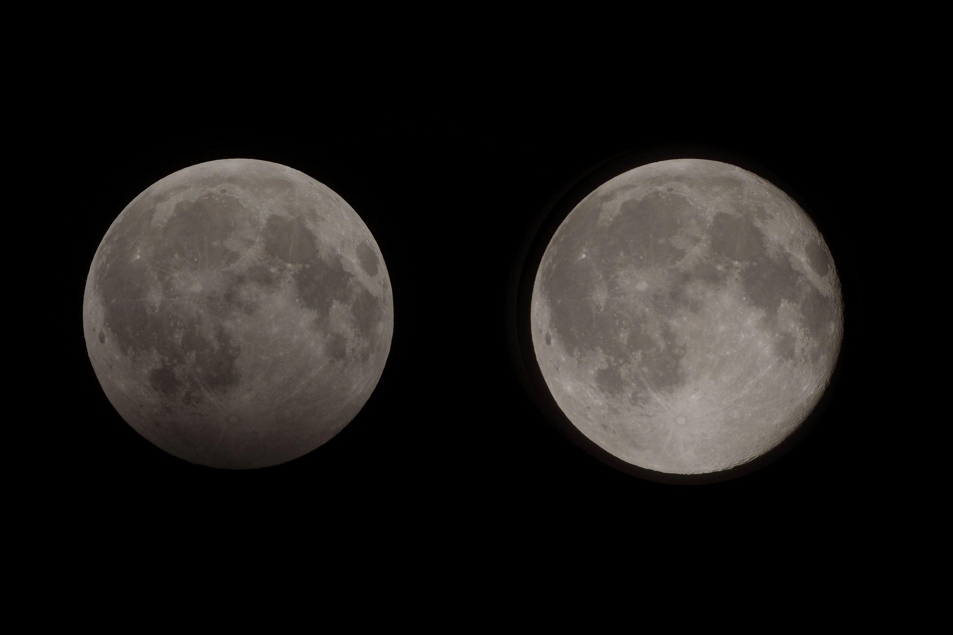 6月6日(土)未明の西空で半影月食:達人に訊け!:中日新聞Web