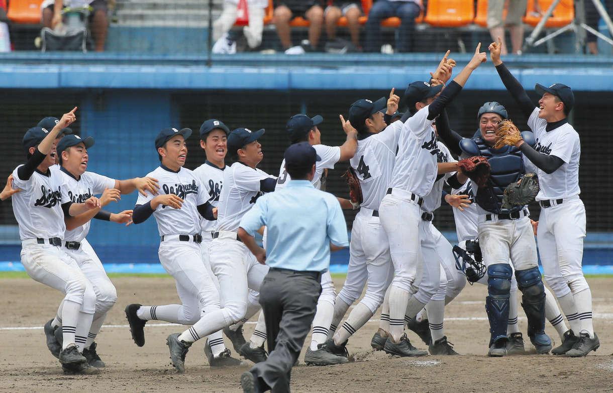 高校 夏 大会 2019 静岡 野球 県